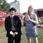 Двойники - Чаплин - шоу