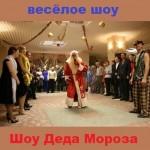 Деды Морозы и снегурочки - Весёлое шоу Деда Мороза!