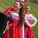 Фольклор - Олеся Славина народный ансамбль Русское созвучие