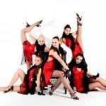 Танцевальные шоу - Танцевальный шоу-проект LUXURY