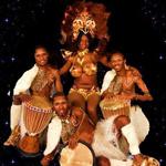 Рейтинг Этнические коллективы: LUXURY AFRICA