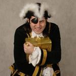 Рейтинг Клоуны: пират Капитан Сильвер