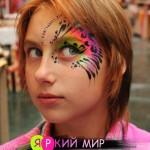 Боди-арт - аквагримёр Виктория Акшенцева