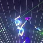 Световое шоу - Лазерное шоу Laser man