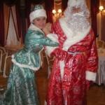 Артисты. Деды Морозы и снегурочки