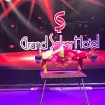 Артисты цирка - Веселый скоморошка