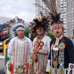Этнические коллективы - Настоящие Индейцы