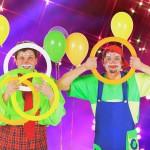 Клоуны - Клоуны Биб и Гоша