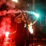 Огненное шоу (Fire show) - Студия огня