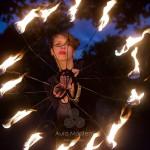 Огненное шоу (Fire show) - Aura Montem