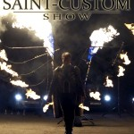 Огненное шоу (Fire show) - Saint Custom Show