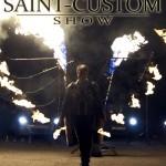 Огненное шоу (Fire show) - Saint Custom Show
