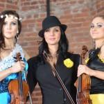 Артисты мюзиклов - Trio Palladio