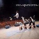 Рейтинг Экстрим-шоу: Spunchers - Паркур, акробатика