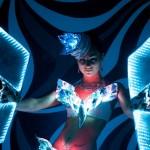 Световое шоу - Nartana Show