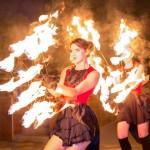 Огненное шоу (Fire show) - Шоу огня, света и анимации