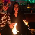 Огненное шоу (Fire show) - Покорители огня