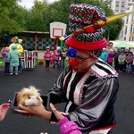 Детские праздники - Макаронка-шоу