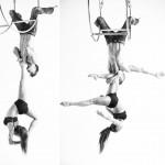 Артисты цирка - Aerialist Duo