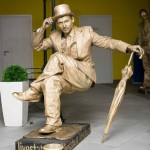 Живые статуи - ЖивыеСтатуи