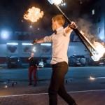 Огненное шоу (Fire show) - ARHEYche