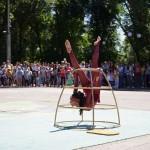 Артисты цирка - Алёна Емельянова