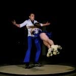 Артисты цирка - Roller skating Duo