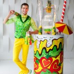 Интерактивное шоу - детское бармен-шоу от Тимона-Лимона