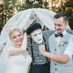 Аниматоры - Мимы на свадьбу