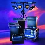 Свет и звук - Звук (3 кВт) и свет