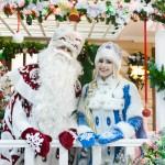Деды Морозы и снегурочки - Волшебный новый год