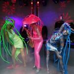 Рейтинг Модели на мероприятие: Космические медузы и стюардессы