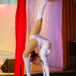 Артисты цирка - Евгения