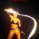 �������. �������� ��� (Fire show)