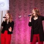 Музыкальные коллективы - Дуэт сестёр Агуновых