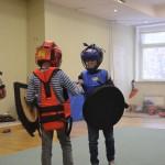 Детские праздники - Рыцарский праздник для детей
