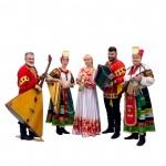 Певцы - Екатерина Гусева и ансамбль