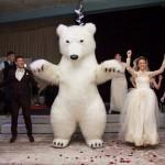 Ростовые куклы - Танцующий Гигантский Медведь