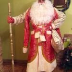 Деды Морозы и снегурочки - Настоящий волшебный Дед Мороз