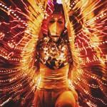 Световое шоу - Quasar_fire