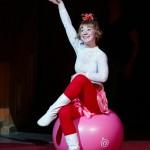 Артисты цирка - Александра Досужева