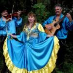 Цыганский коллектив - Трио,,Ляля Рыжая