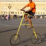 Аттракционы и техника - Удивительные велосипеды Игоря Баронаса