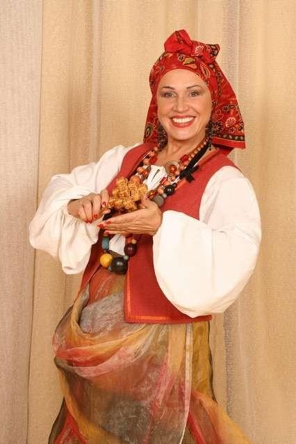 показать фото певиц русские народные