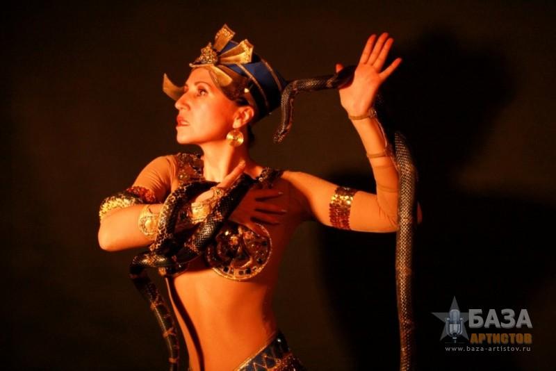 Светлана Краснова удав, питон, змеи.