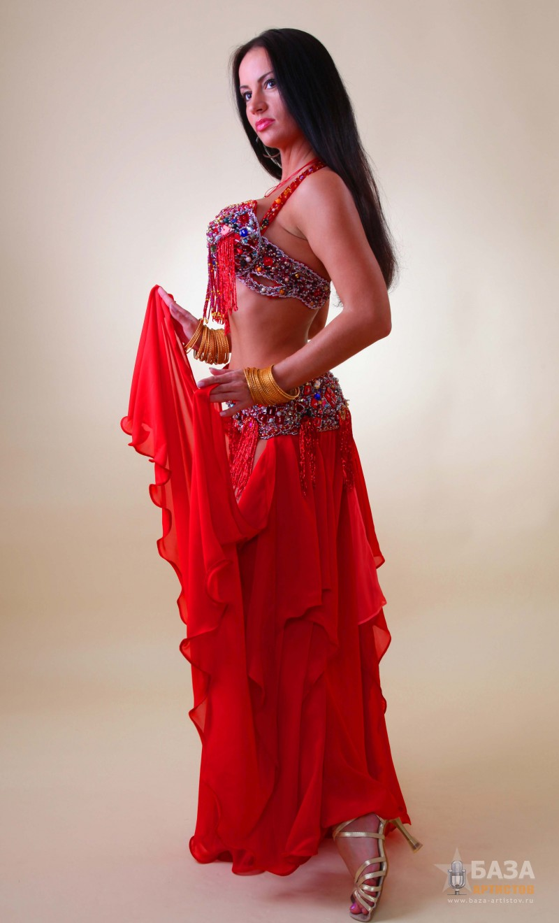 танцовщица танца живота знакомство