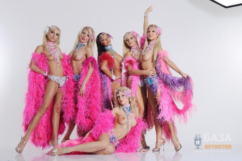 эротик шоум балет