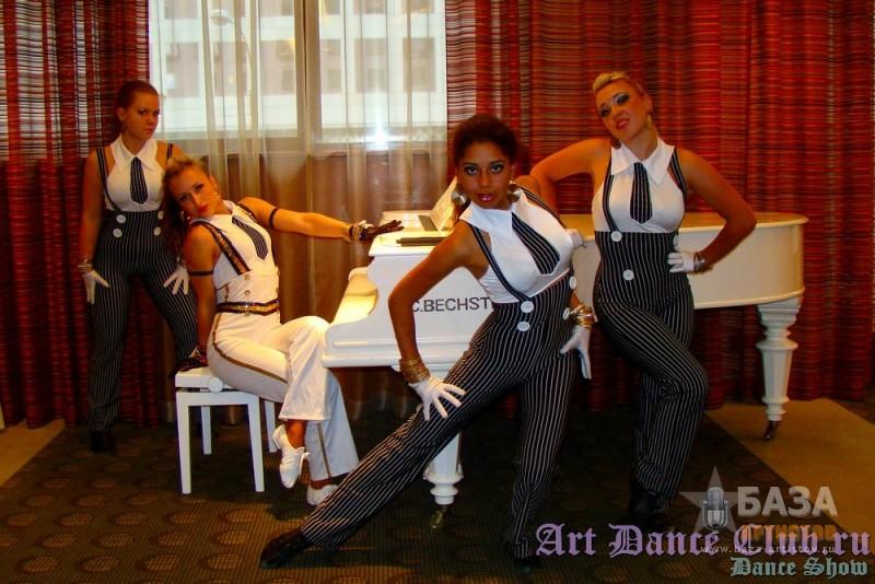 Шоу танцы картинка