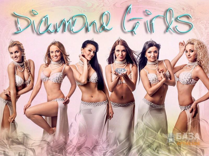 Видео выступлений эротического шоу  2  Diamond Girls