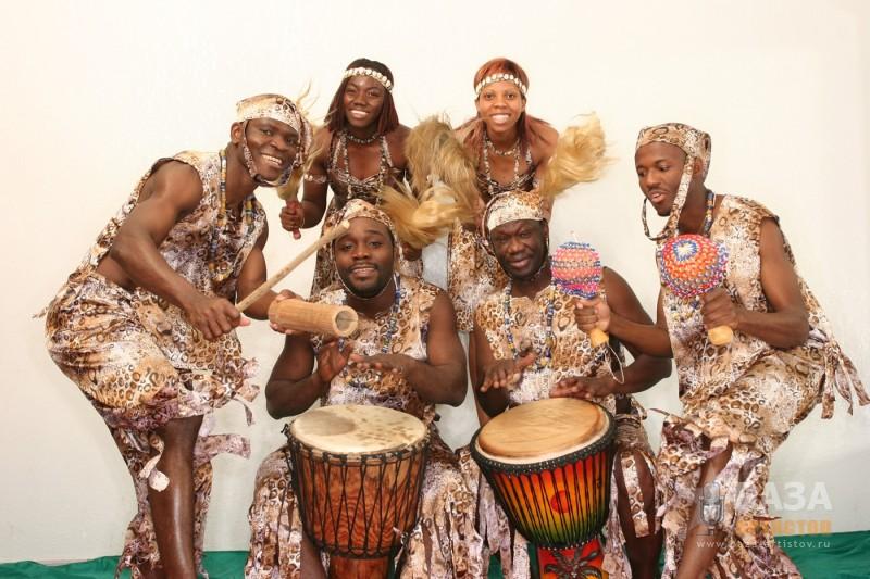 Своим руками костюм африканский